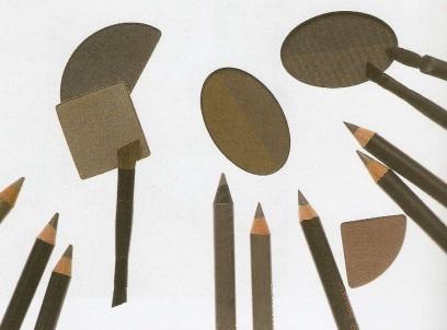 Кисти и карандаши для бровей