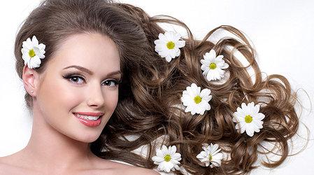 Как обеспечить уход за волосами весной
