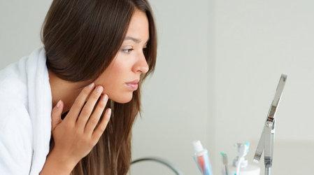 Правильное питание при проблемной коже