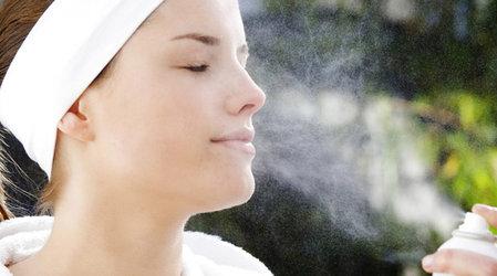 Антиоксидантный спрей в домашних условиях