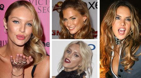 Топ-модели раскрывают свои секреты красоты