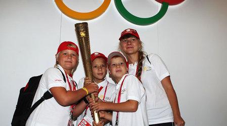 Дети чемпионы «Макдональдс»: наши в Лондоне!