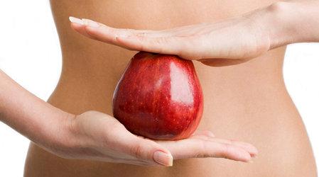 Как подчеркнуть достоинства фигуры «яблоко»