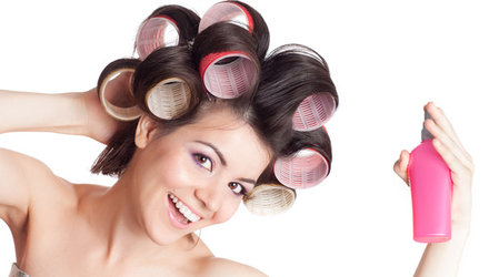 Как правильно завивать волосы