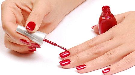 Возможно ли сохранить лак на природных ногтях до трех недель?