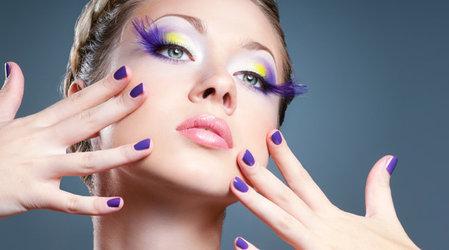 Маникюр: популярные тенденции 2012 года