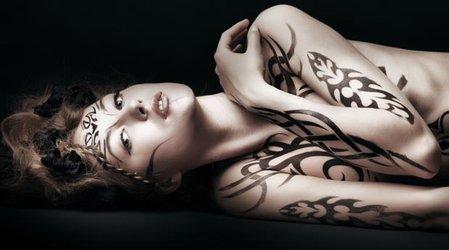 Способы удаления татуировок