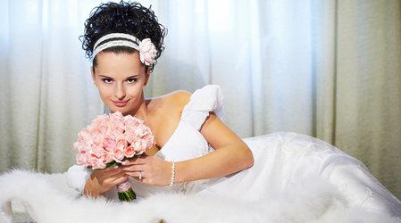 О чем расскажет свадебное платье