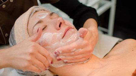 Пилинг – обновление кожи